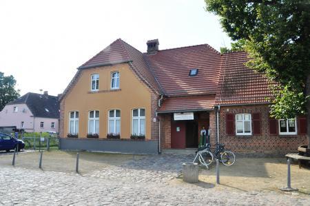 Dorfmuseum in Neuhardenberg