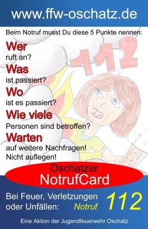 NotrufCard 2012