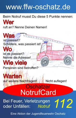 NotrufCard 2013