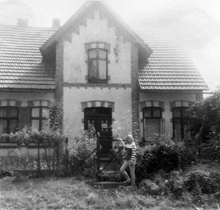 Familienhaus Oehlkers mit Gudrun Oehlkers (1967)
