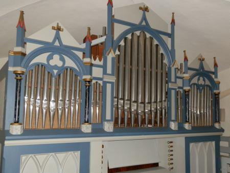 Orgel Hohe