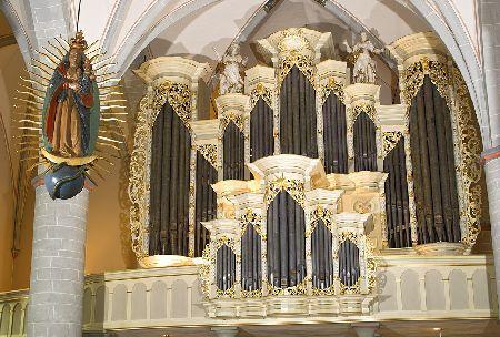 Orgel Borgentreich