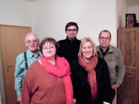 Vorstand Orgelverein