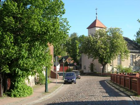 Rheinsberger Straße