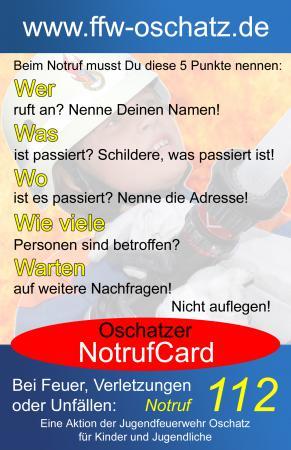 NotrufCard 2011