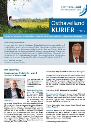 Osthavelland KURIER