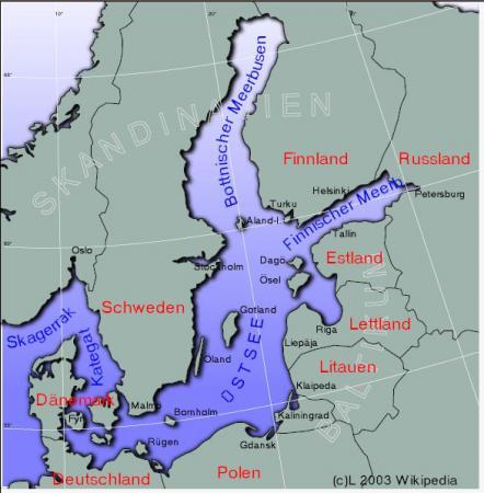 the controversy surrounding the baltic sea