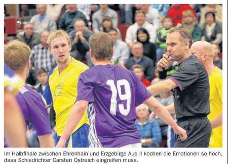 OVZ 2014.01.06 Fussball 17.HNJ Bild Aue II und Ehrenhain