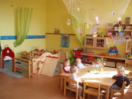 Kindertagesst tten der stadt luckau allgemeines for Raumgestaltung in der krippe