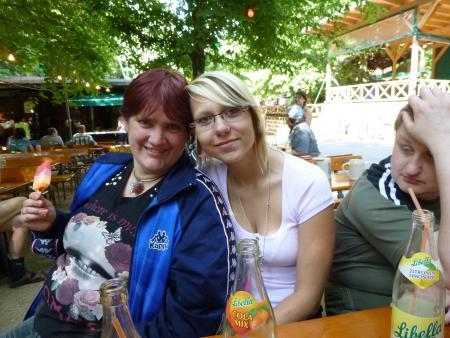 Vanessa und Helene