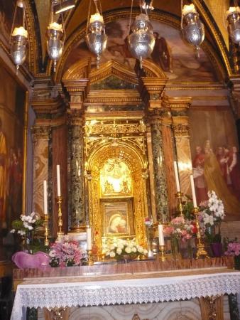 Kirche Genazzano