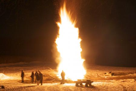 Osterfeuer 02