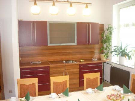 Vereinsraum Küche