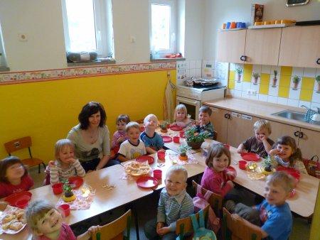 Essensraum der Kleinen