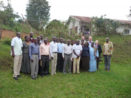 Das Partnerschaftskomitee von Murambi-Murundi