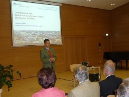 Vortrag Prof. Sauer