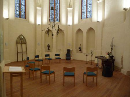 Raum der Stille und des Gebets
