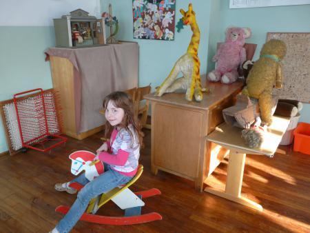 Spielzeugausstellung 2013-15