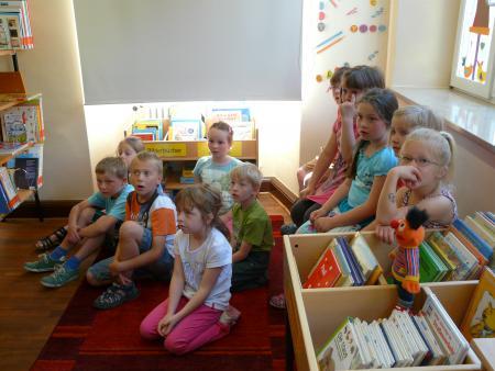Büchereibesuch 2013-2