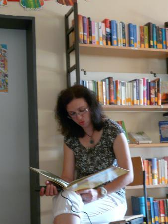 Büchereibesuch 2013-14