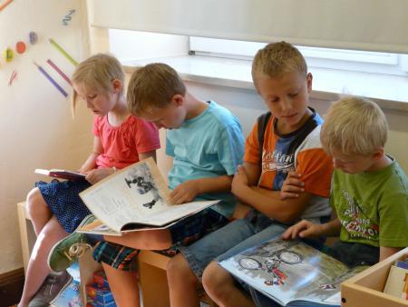 Büchereibesuch 2013-6