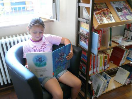 Büchereibesuch 2013-4