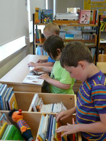 Büchereibesuch 2013-8