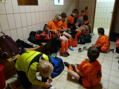 Fußball Vorrunde 2013-3