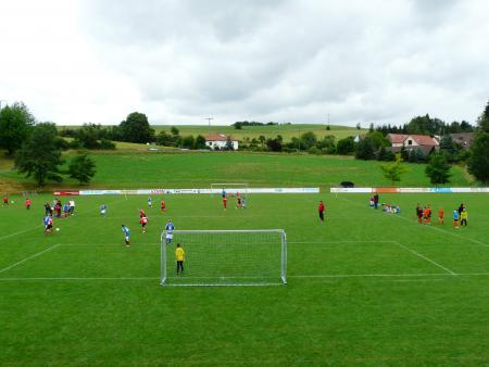 Fußball Vorrunde 2013-2
