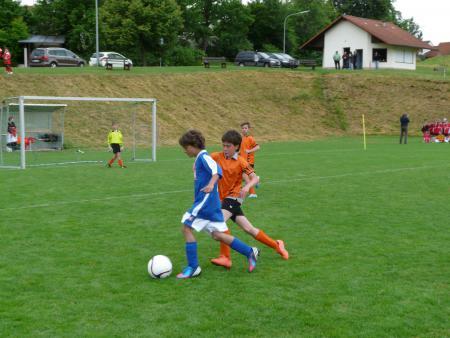 Fußball Vorrunde 2013-10