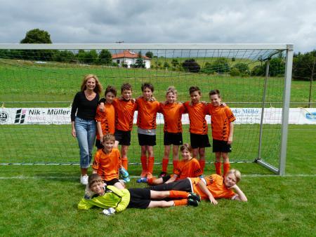 Fußball Vorrunde 2013-13