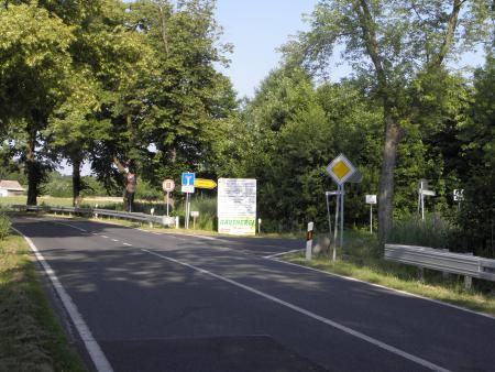 Abzweig Tornow