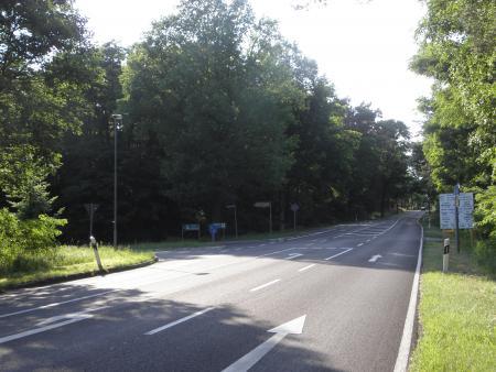 Abzweig Schwarzer Weg