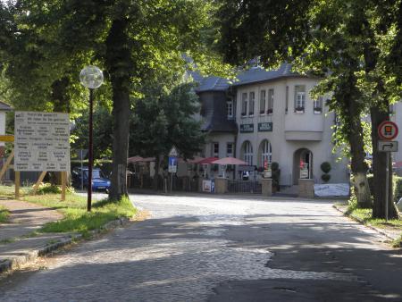Kreuzung Bahnhofstraße