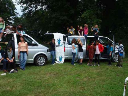 kids+ VW Nutzfahrzeug