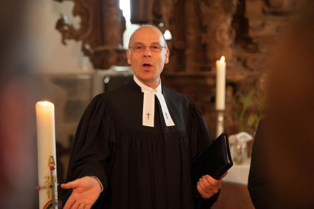 Pastor Anderson