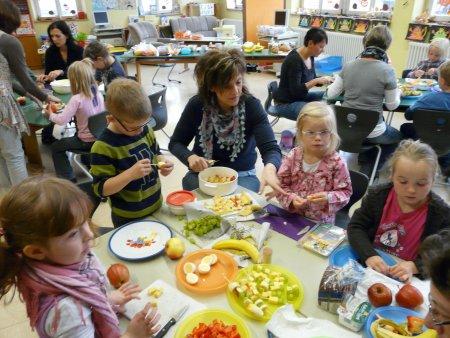 Pausenfrühstück 2011 1a-2