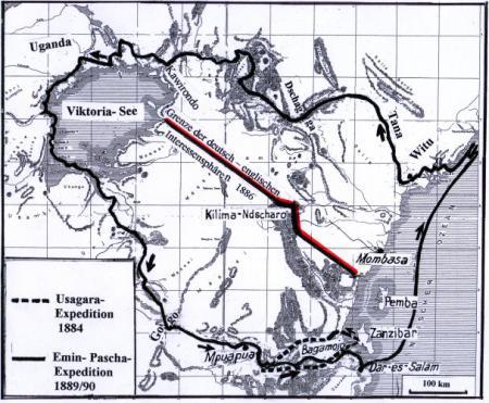 Peters Usagara-Expedition