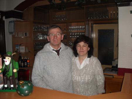 Petra und Volker Wehle