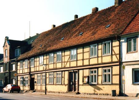 Das Pfarrhaus 1995