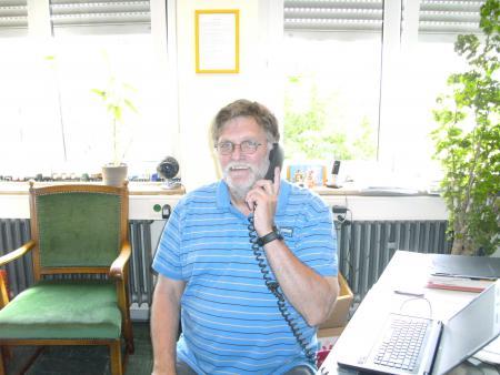 Hr. Zibirre - Schulleiter