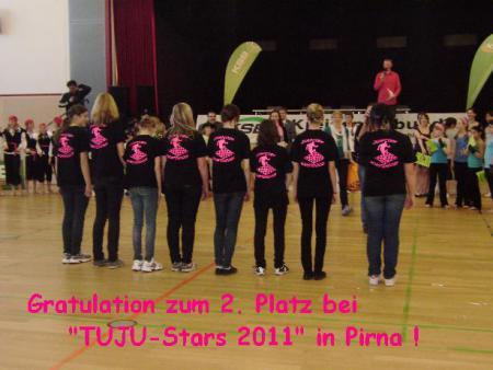 2. PLATZ !!!