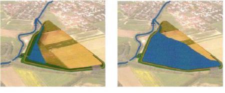 Polder Schefferfeld (Luftbild Haas)