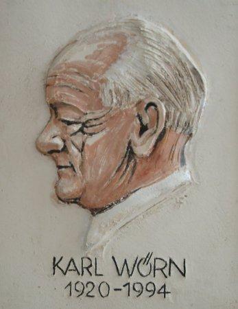 Portrait Karl Wörn