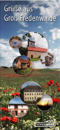 Postkarte Groß Fredenwalde