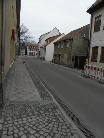 Poststraße Blick Richtung Markt