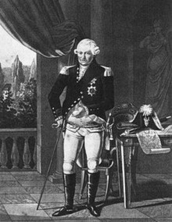 Prinz Friedrich Eugen von Württemberg