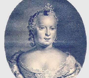 Prinzessin Caroline von Nassau