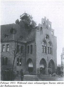 Rathaus 1911