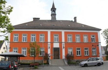 Rathaus jetzt